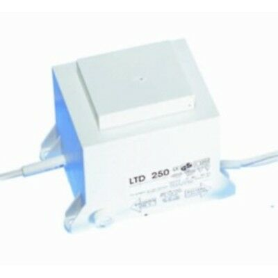 Dimmable 12V low voltage toroidal transformer 250VA 250W for wire system fuse