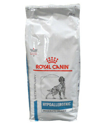 14kg Royal Canin Hypoallergenic Moderate Energy HME 23 Veterinary Diet