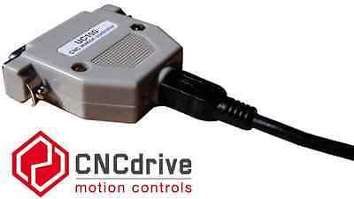 UC100 USB motion controller works with Mach3, Mach4 and UCCNC