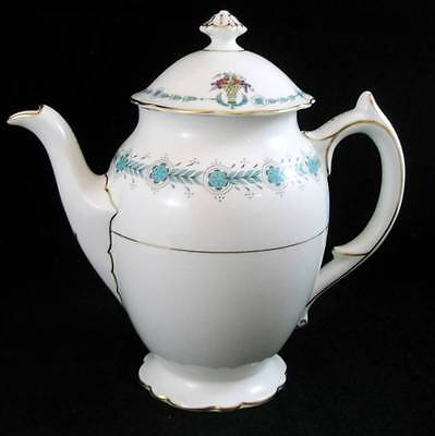 Coalport GENEVA Coffee Pot 9704 GREAT CONDITION