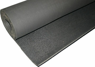 Rubber Matting Pebble Finished Trailer Ramp Horsebox Rubber 1.5M Wide X 6Mm