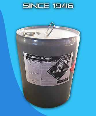 Denatured Alcohol 200 Proof - 5 Gallons - Technical Grade - Solvent -  Anhydrol