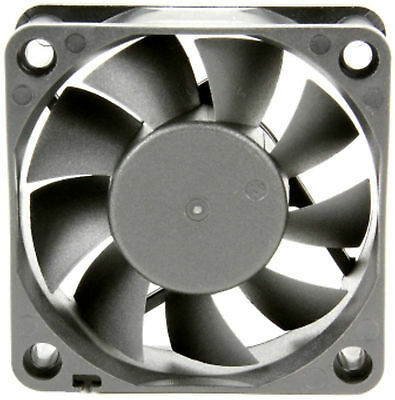 Scythe Mini Kaze 60mm Quiet Cooling Case Fan 2500 RPM, 12.3 CMF, 19.99 dBA, 6cm