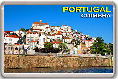 Coimbra Portugal Fridge Magnet Souvenir Iman Nevera