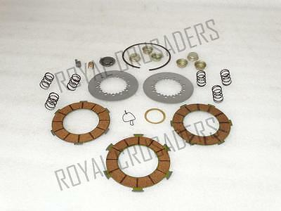 New Vespa Clutch Plate Kit For 6 Springs.vbb/px150/p150/px125 #vp121