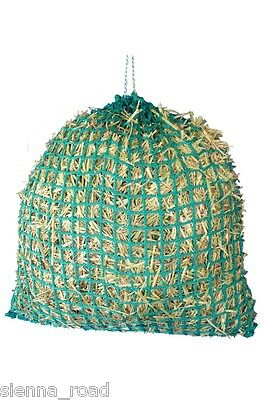 Greedy Steed LARGE (3cm holes) Premium Knotless Slow Feed Hay Net