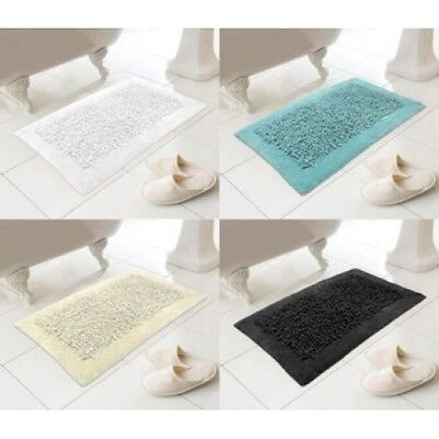 Luxurious Bath Mat Available in Different Colours, Sizes & Material [Brand New]