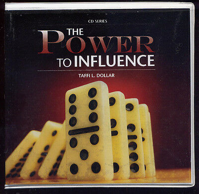 taffi l dollar THE POWER TO INFLUENCE  CD 3 disc set