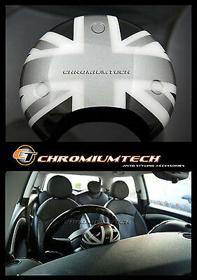 BMW MINI R55 Clubman R56 R57 Convertible Cooper/S Tachometer Cover BK Union Jack