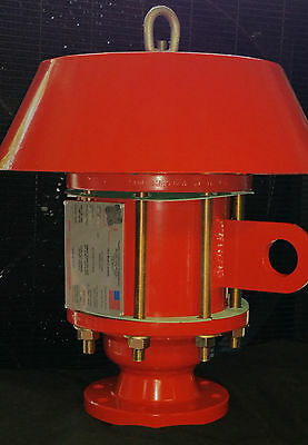 """Flame Arrester for 4"""" End of Line Pipe made by Paradox"""