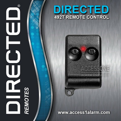 Viper 492T Replacement Remote Control for Python Hornet Automate Directed Valet