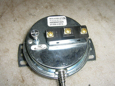 Carrier Pressure Switch HK06WC039 switch only