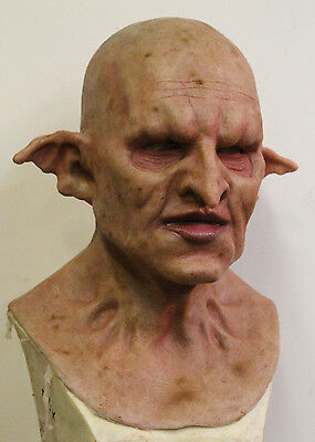"""""""Grendor"""" The Goblin (Flesh) - Silicone Mask by Shattered FX"""