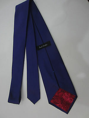 """Paul Smith """"MAINLINE"""" Classic Silk Tie Made in ITALY Brand New with Tags"""