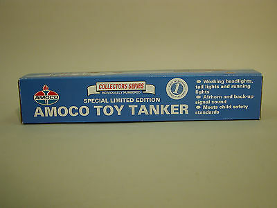 AMOCO 1994 TOY TANKER 1st IN SERIES CHINA MINT IN BOX
