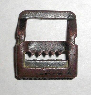 Antique Bronze Artifact, Buckle