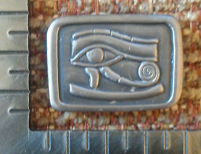 Egyptian Eye of Horus Lapel Pin