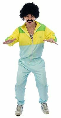 Adult Costume: Mens Shell Suit