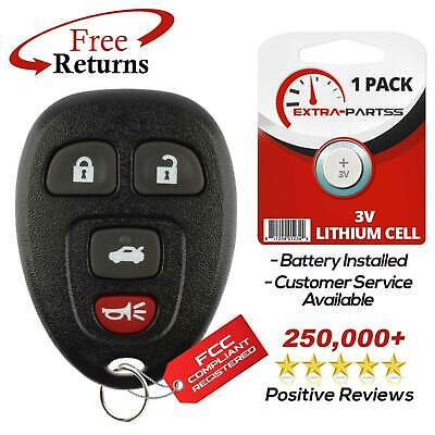 New Keyless Entry Remote Car Key Fob Transmitter Clicker Beeper for 22733523