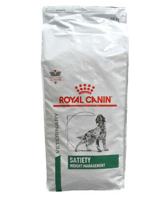 12kg Royal Canin Satiety Support SAT30 Weight Management Diet