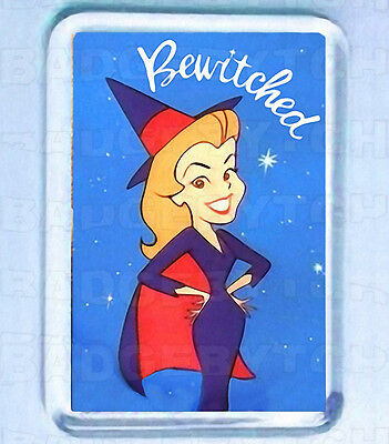 Bewitched Fridge Magnet - Retro Cool!