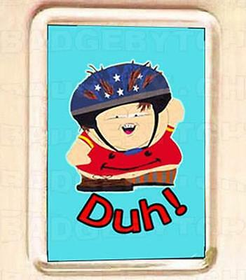 Cartman Duh! Fridge Magnet - South Park Cool!