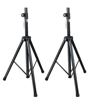 2pcs (Pair) of Professional Heavy Duty Speaker Stands 200 lbs Capacity BRAND NEW