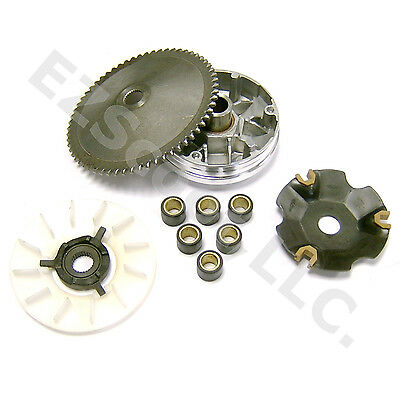 PERFORMANCE VARIATOR BELT DRIVE SET CHINESE SCOOTER GY6 4STROKE 50-80cc 139QMB/A