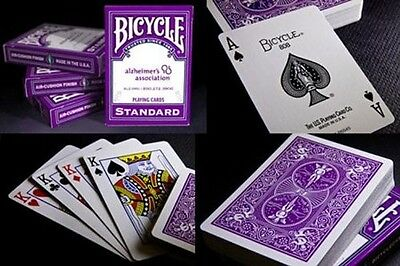 Bicycle Alzheimer's Association Playing Cards Poker Deck Brand New