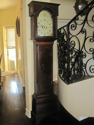 Long Case Grandfather Clock, c1870s