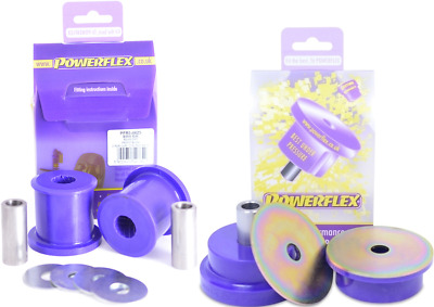 Powerflex BMW E46 3 series Rear Diff Bushes Kit PFR5-4625 & PFR5-4626 IN STOCK!