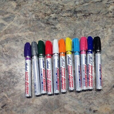 Markal Valve-Action Paint Markers