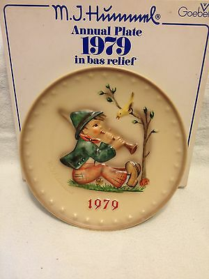 Hummel 1979 Annual Plate Singing Lesson