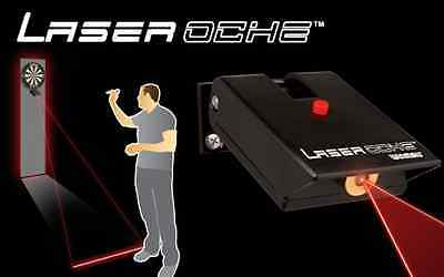 Laser Oche - The High Tec Answer to the Darts Mat - Make Your Practice Realistic