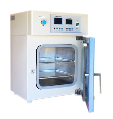 Vacuum Drying Oven 0.9 Cu Ft with Built-in Vacuum Controller