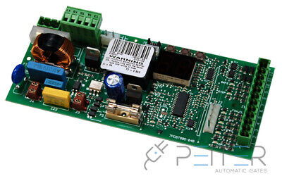 Faac 780D control board for 746 ER and 844 ER operators - catalogue: 7909212