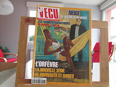 Vecu N°23 Be/Tbe Complet
