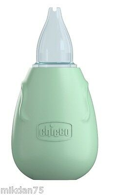 CHICCO NASAL ASPIRATION - Baby Nose Cleaner Safe Hygiene 0m+