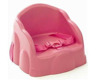 Safety 1st Baby Support Basic Booster Seat  - Pink