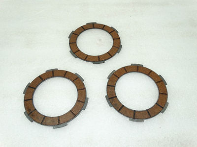 New Vespa Clutch Plate Set V50 90 125 Et3 Pk For Small Frames #vp251