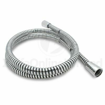 Chrome PVC Shower Hose 1.50m Hi Flow Large Bore *Will replace all leading brands