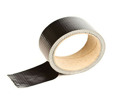 """72 Rolls Poly Strapping Tape 1"""" x 60 Yards Black"""
