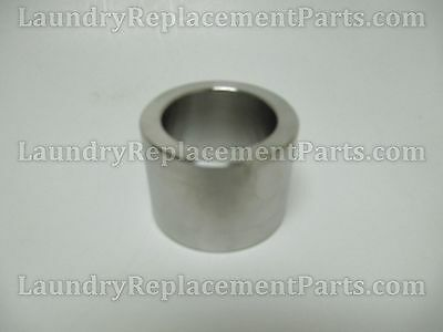 STAINLESS STEEL BUSHING SHAFT SEAL SLEEVE for 18LB UNIMAC WASHERS #F8312002