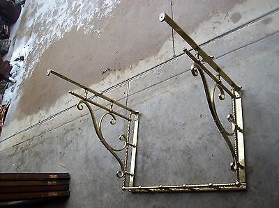 Brass decorative Vanity bracket