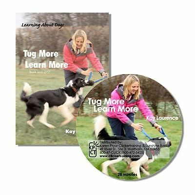 """""""Tug More Learn More"""" Book & DVD Set by Kay Laurence - New"""