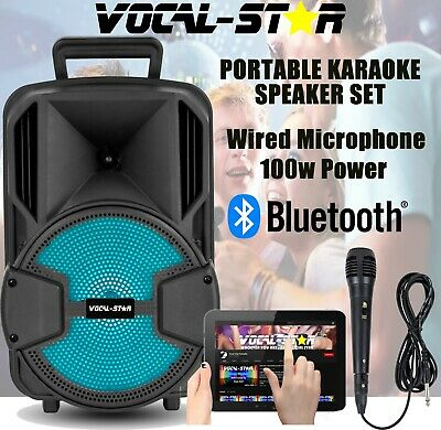 Vocal-Star Vs600 Cdg Dvd Hdmi Karaoke Machine Mega Deal 1200 Songs 2 Microphones