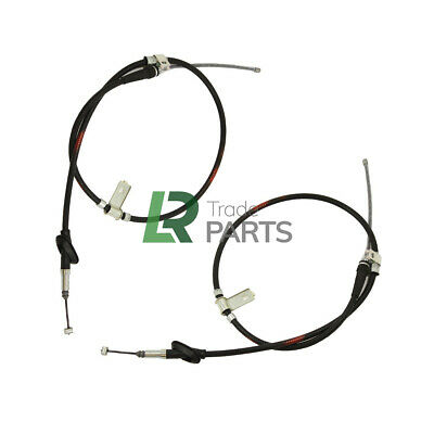 Land Rover Freelander 1 New Hand Brake Cables (Pair) Rhs & Lhs (2001 Onwards)
