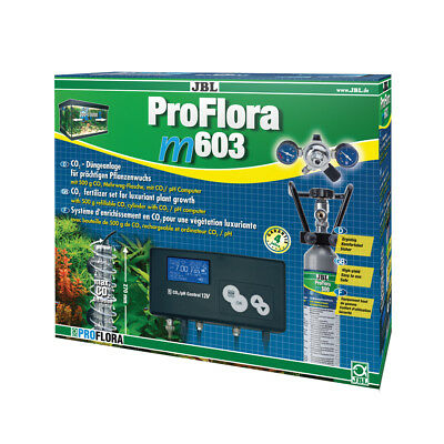 JBL ProFlora m603 CO2-Set mit pH-Controller