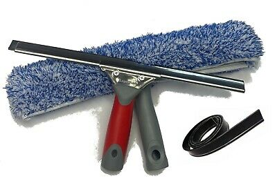 "Window Cleaning 14"" Squeegee&14"" Window Washer Set"