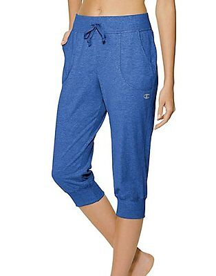 Champion Authentic Women's Jersey Banded Knee Pants - style M7419